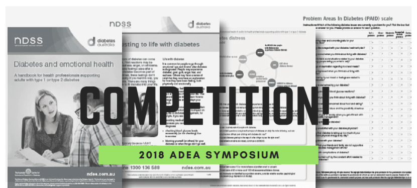 Calling all health professionals for your chance to win a FREE registration to the 2019 ADS/ADEA Australasian Diabetes Congress.
