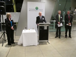 Launch of the Behavioural Research Centre 190