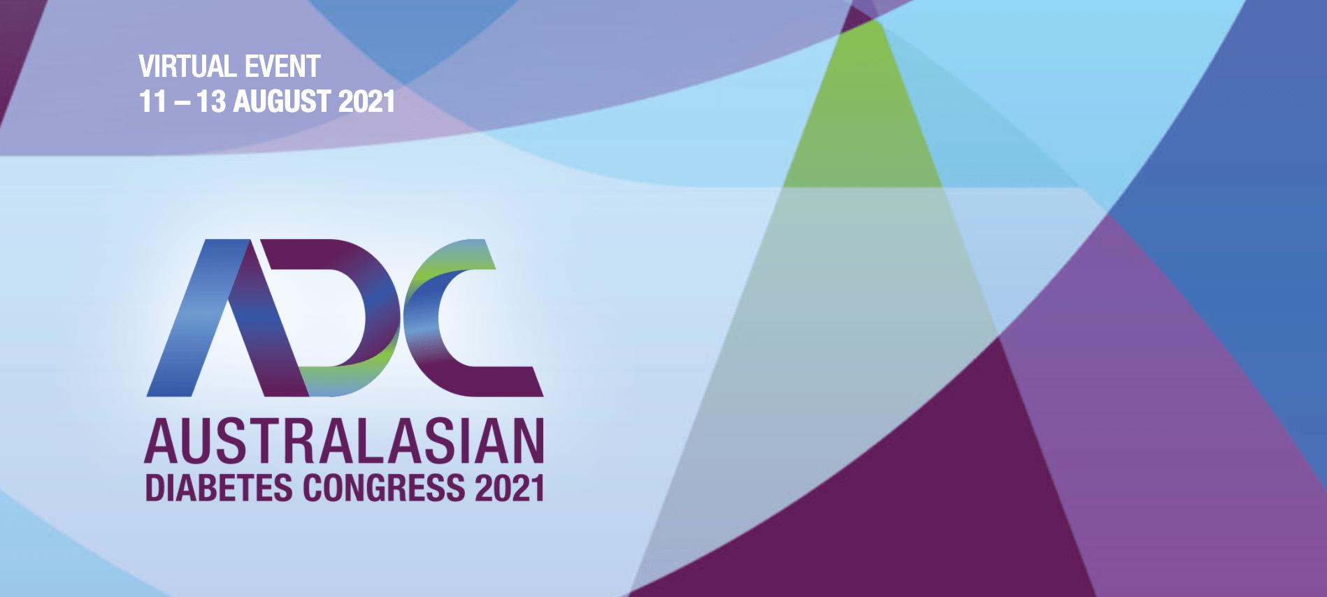 Highlights of the 2021 virtual Australasian Diabetes Congress