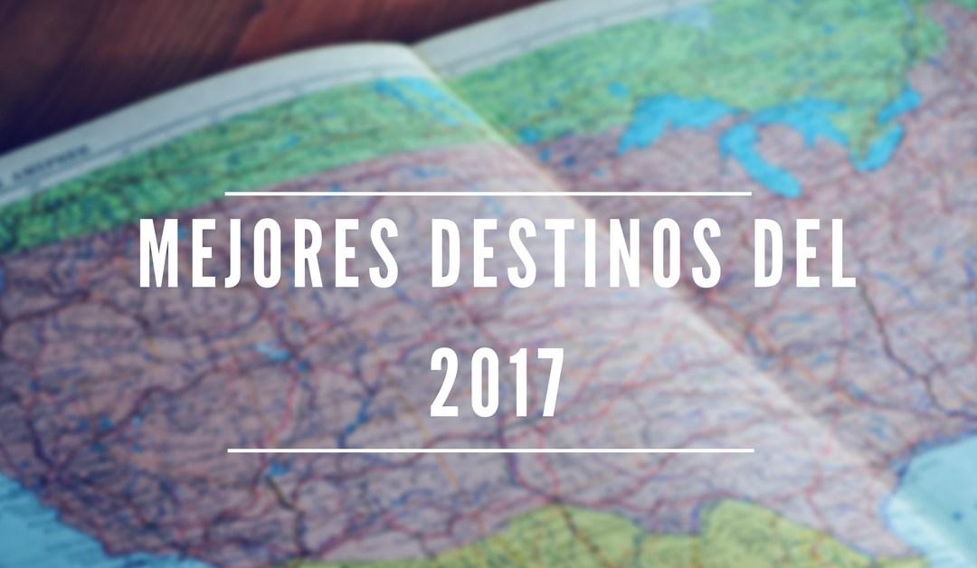 Los mejores destinos de los viajeros chilenos en el 2017