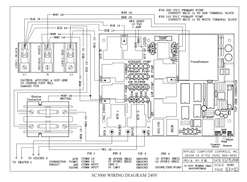 small resolution of wiring diagrams u2013 acc spas u2013 applied computer controlsspa control wiring diagram 8
