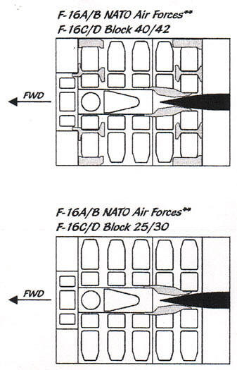 F-16 Airframe Stiffener Plates Review by Ryan Fernandez