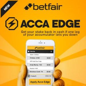 betfair acca edge football  accumulator