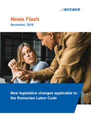 RO-2018-12-20-New-legislative-changes-applicable-to-the-Romanian-Labor-Code-News Flash-EN Accace
