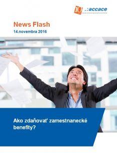 Accace_Zamestnanecké benefity