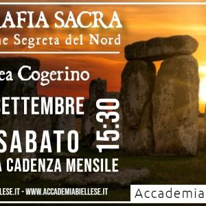 geografia sacra -andrea cogerino -celti -templari - biella -accademia