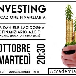 finanza-corso-biella-white rabbit event -accademia biellese -faniele lacidogna - educazione finanziaria - investimenti -trading - trading on line -on line