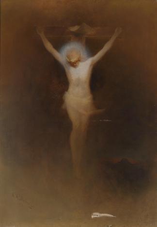Christus am Kreuz, 1891