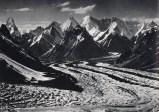 Mustagh tower, Baltoro glacier, Karakoram - 1909