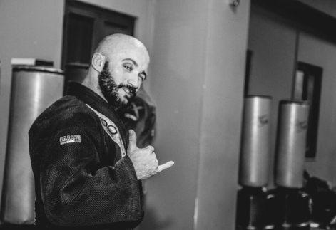 Massimiliano Monaco - Dario Bacci - Stage - Brazilian Jiu Jitsu