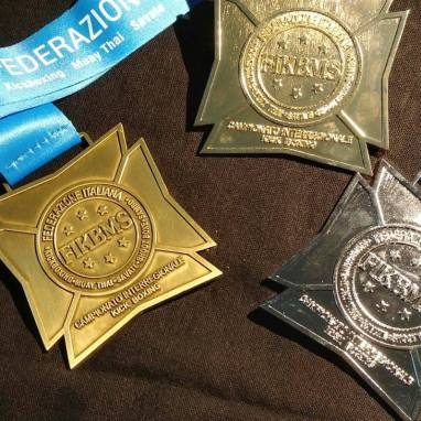 Medaglie Campionato Interregionale FIKBMS