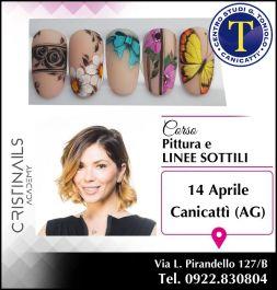 PITTURA E LINEE SOTTILI (I Livello Pittura)