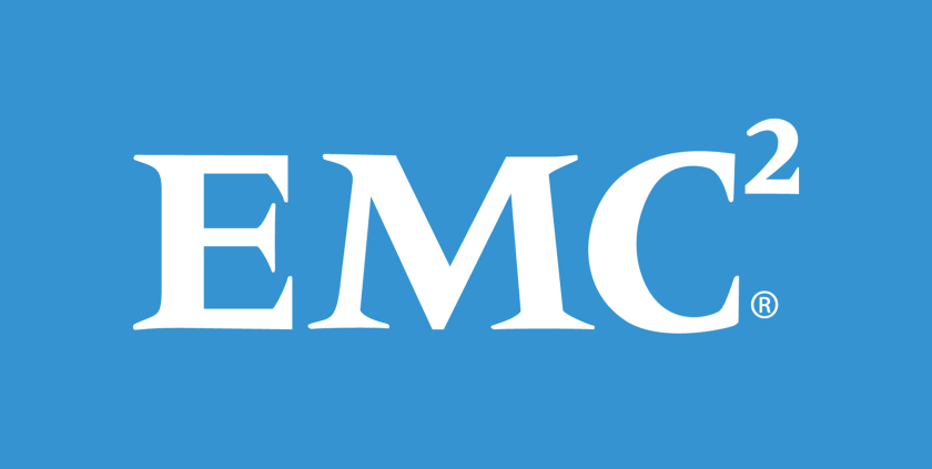 Logo of EMC now part of Dell Technologies