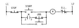 start stop jog wiring diagram nissan patrol stereo how to make a / circuit in plc | acc automation