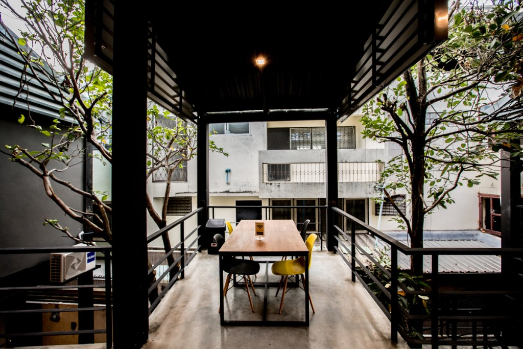 UnionSPACE launches its first co-living space in Thailand!