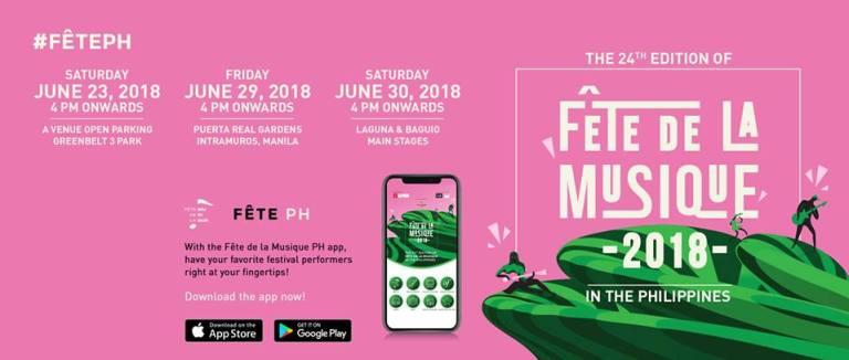 Fete PH App