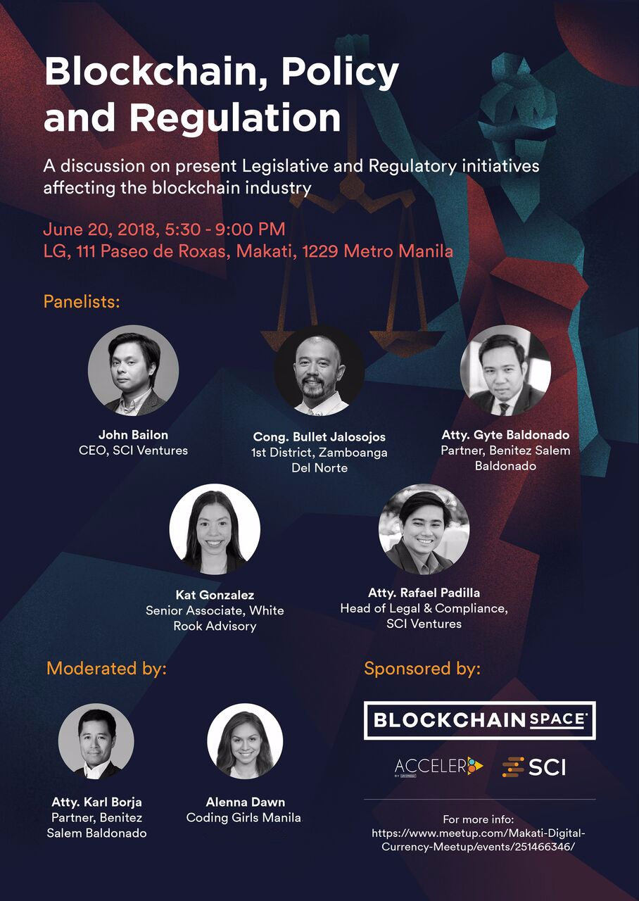 Blockchain, Policy and Regulation