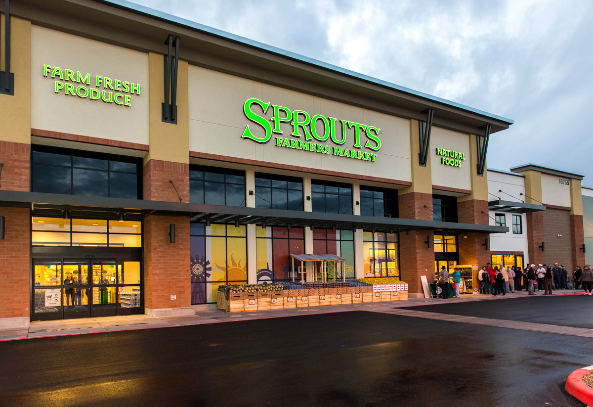 Accelerated Development Services Welcomes Sprouts Farmers Market to The Crossing at Sahuarita 5
