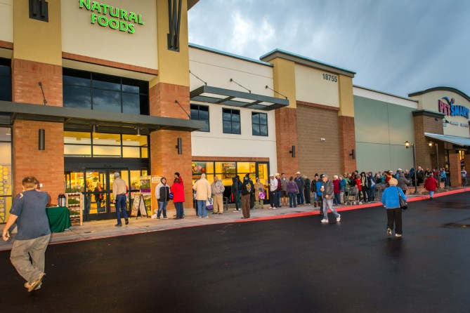 Accelerated Development Services Welcomes Sprouts Farmers Market to The Crossing at Sahuarita 2