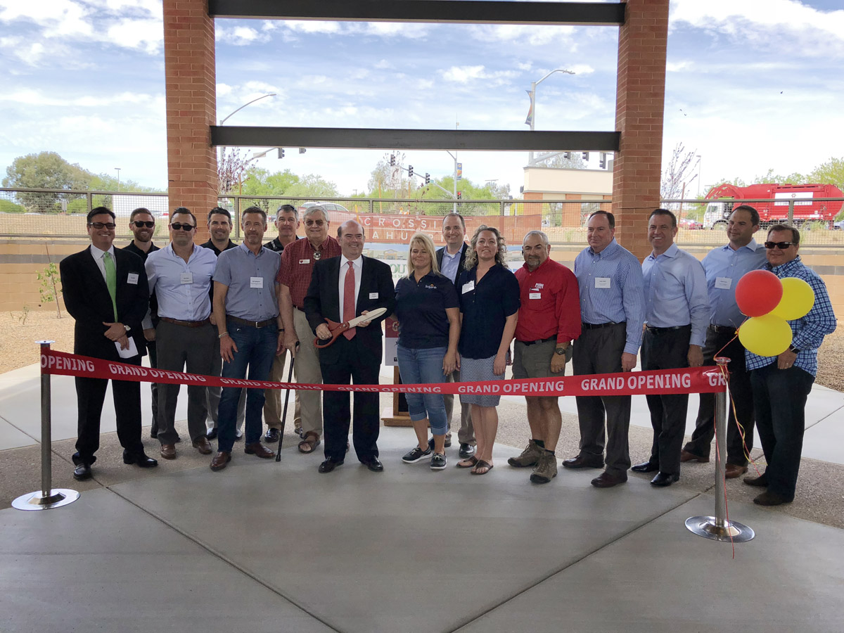 The Crossing at Sahuarita Shopping Center Holds Ribbon Cutting Event 3