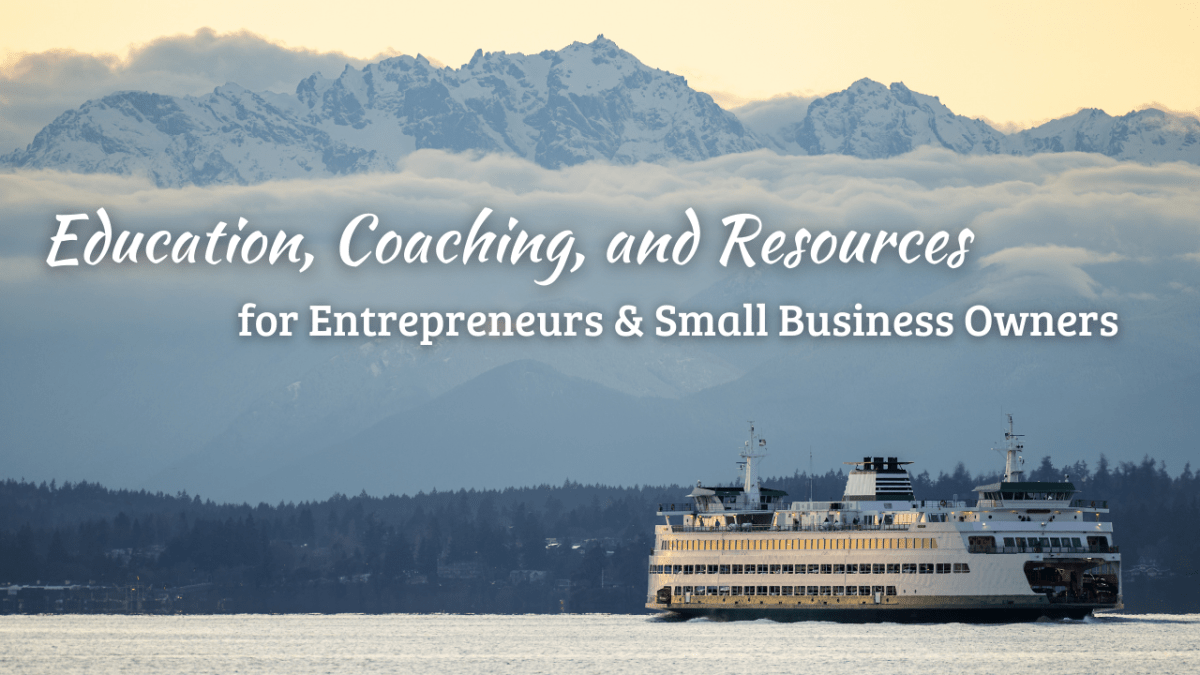 Accelerate Kitsap, Supporting Entrepreneurs and Small Business Owners in Kitsap County with Business Education, Coaching, and Resources