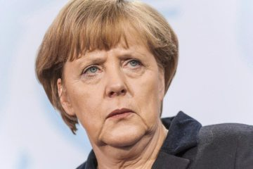angela merkel resting bitch face