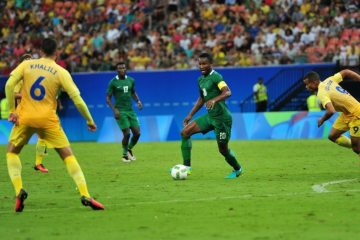 mourinho wins plus nigerian football team olympics
