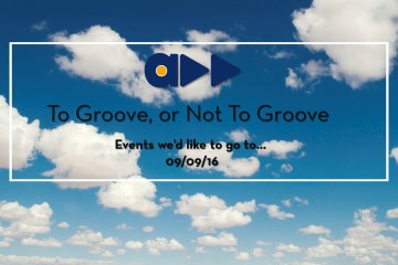groove or not 9/9/16