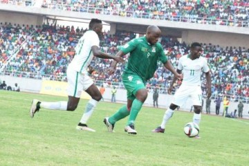 Nigeria Defeats Zambia Accelerate Sports Corner