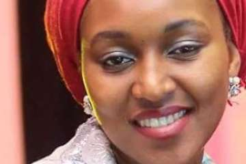 all roads let to fatima buhari wedding