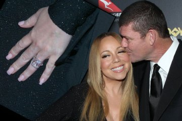 mariah carey and james parker