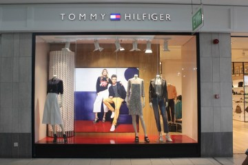 Tommy Hilfiger Just Opened a Flagship Store at The Palms!