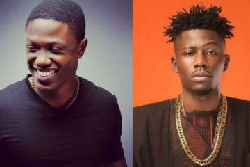 Zero Beef as Ycee and Vector Perform Together