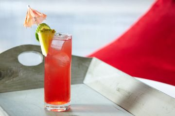 #ThirstyThursdays: How to Make Strawberry Woo Woo's
