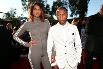 Pharrell Williams Is A Father Of Triplets