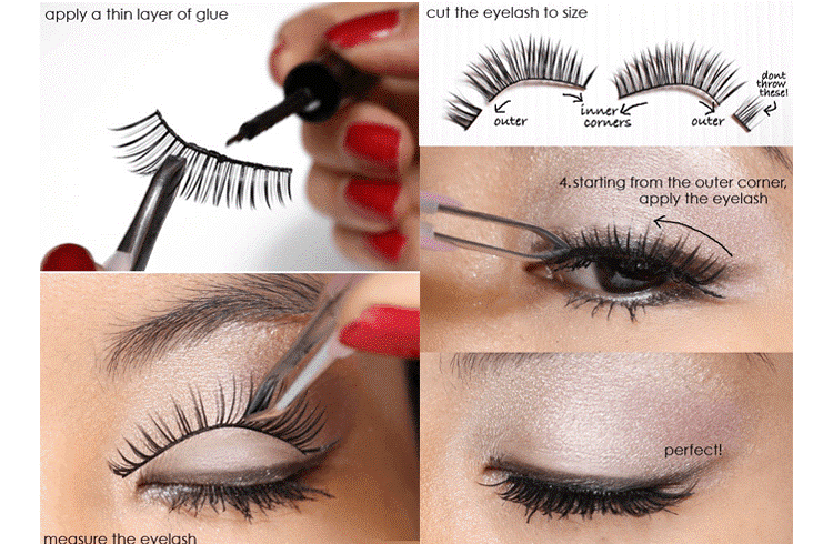 Diy How To Fix Artificial Eyelashes Acceleratetv