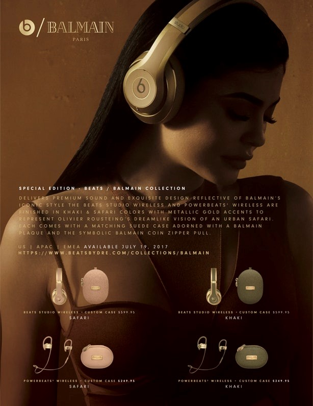 kylie jenner beats by dre
