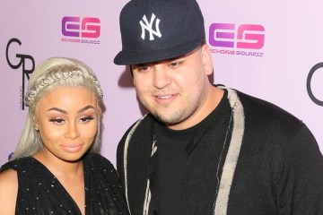 Rob and Blac Chyna