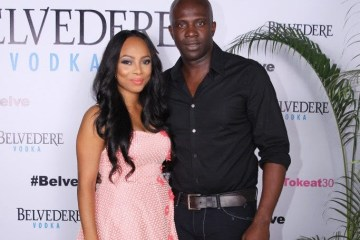 Toke makinwa and Husband