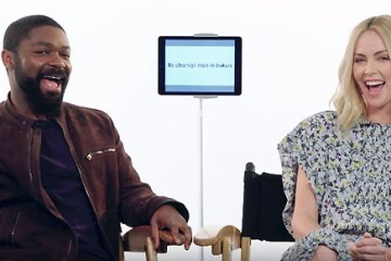 david oyelowo and charlize theron