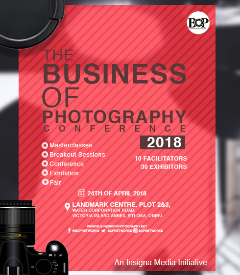 business of photography 2018
