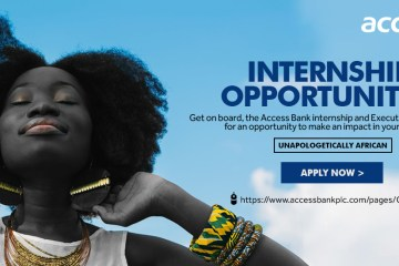 access bank interneship