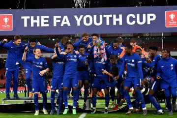 chelsea youths