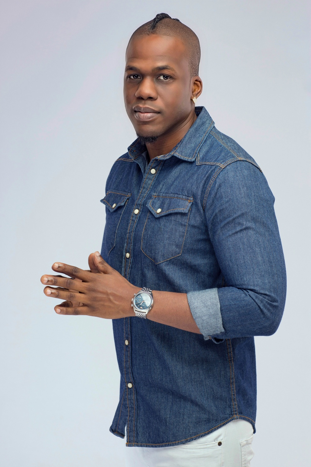 Iceberg Slim Unites With Reekado Banks & Oritse Femi For