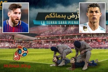 isis messi and ronaldo