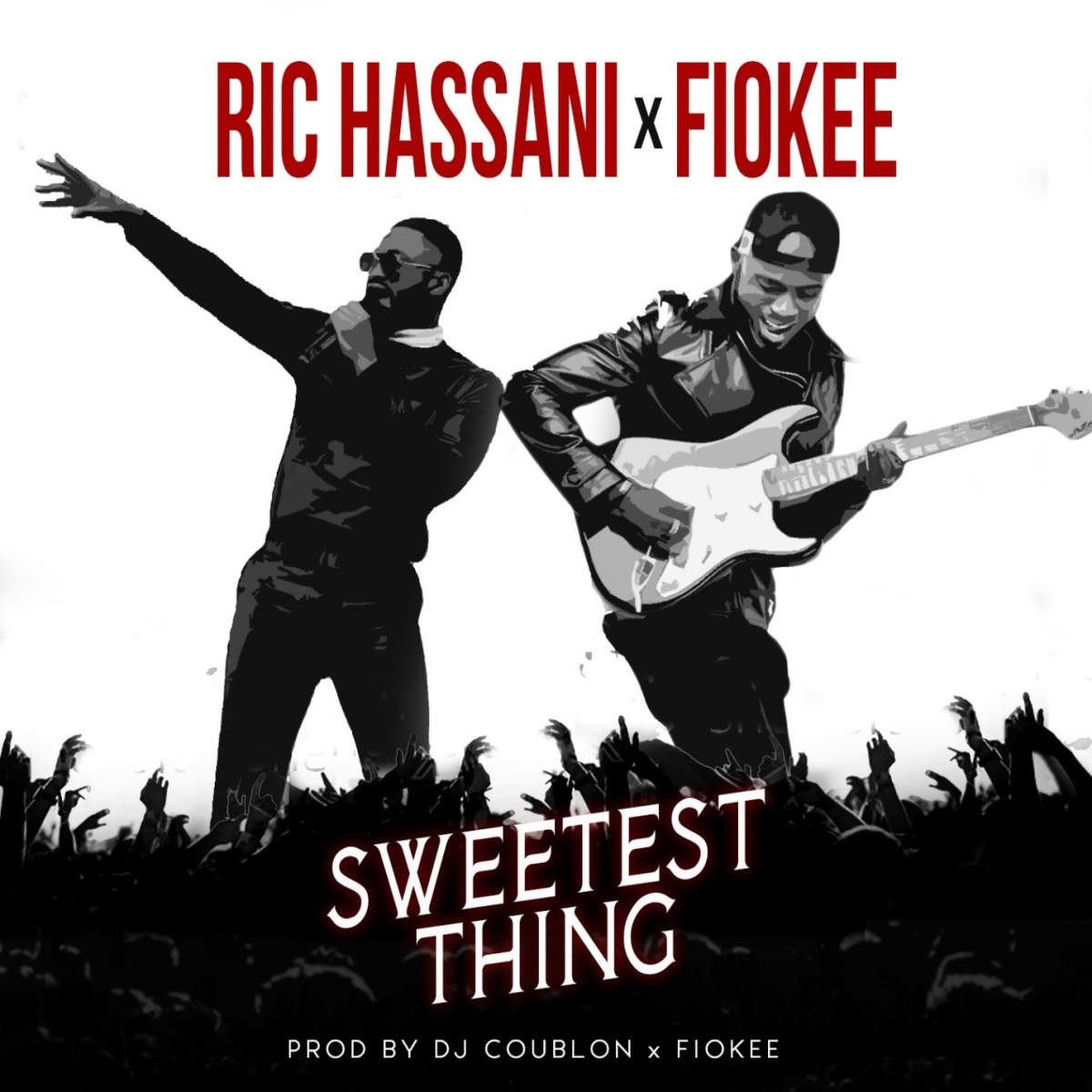 ric hassani and fiokee