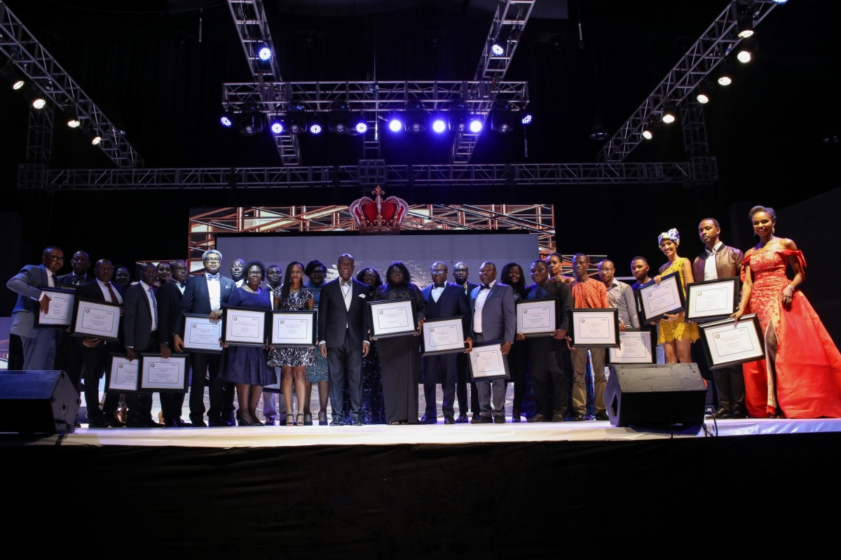 access bank ceo awards