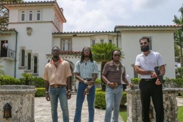 migos trappin in Madonna's house