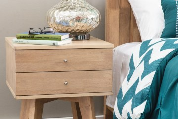 nightstand bed