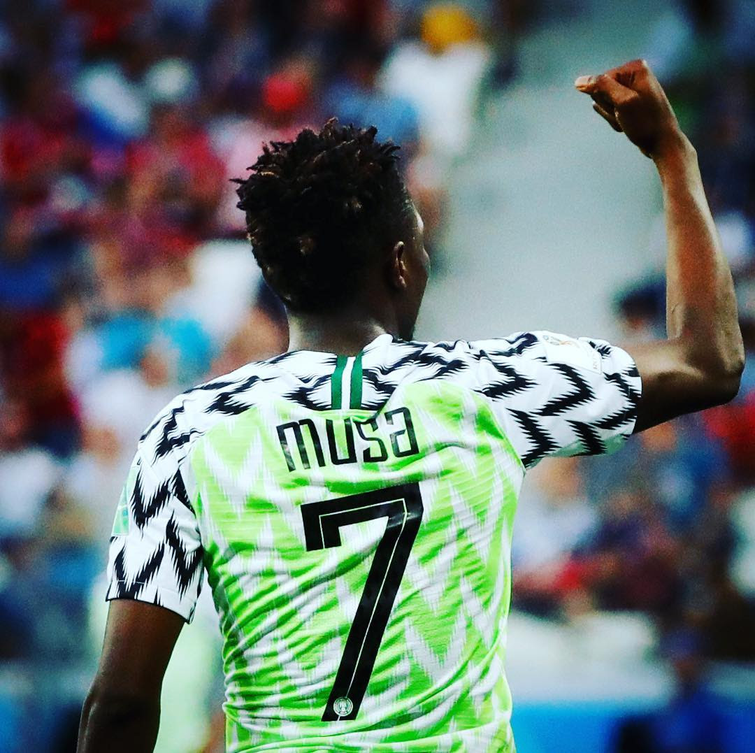 ahmed musa